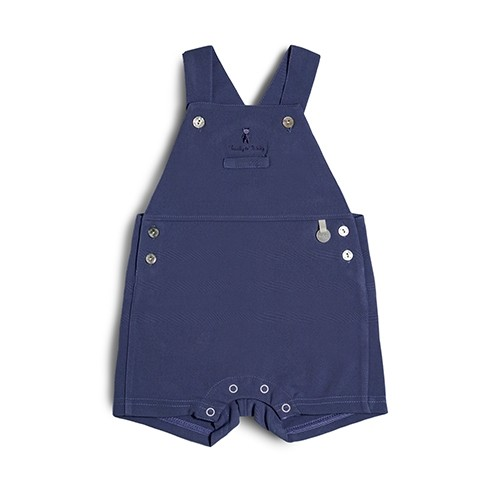 T&T Infant Boy Knit Overall 810115-271