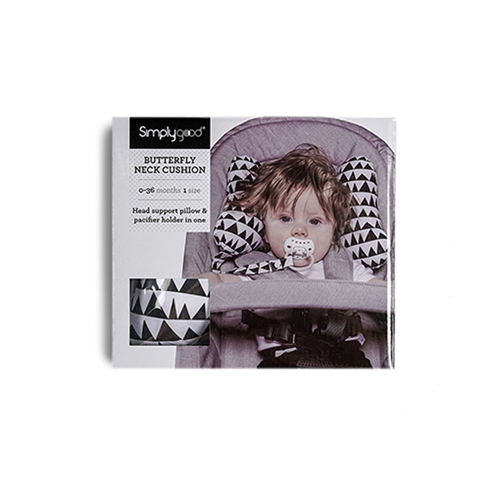 SG Butterfly Neck Cushion SG036154
