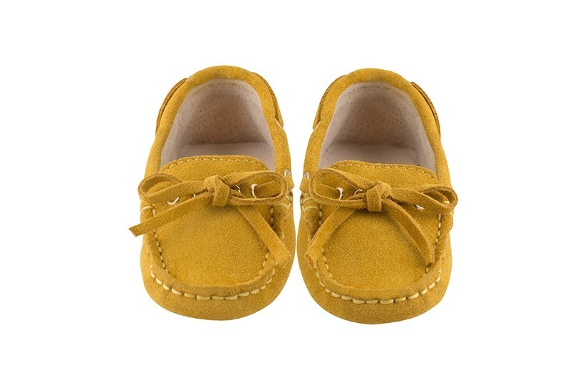 Oscar's Capri Toddler Leather Loafers