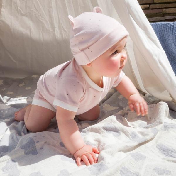 Baby Mori Baby Bear Hat BMA3300