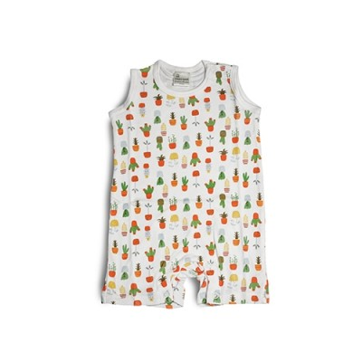 Chilli Padi Sleeveless Baby Romper CP180832