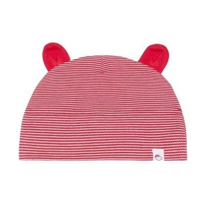 Baby Mori Festive Bear Hat