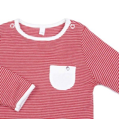 Baby Mori Festive T-shirt BM7000A