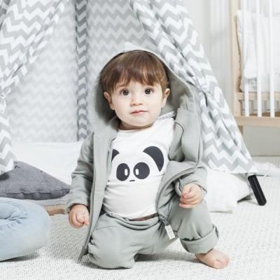 Baby Mori Panda Hoodie BM4000k