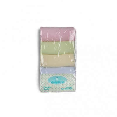 Baby Bear 5-pc Washcloth