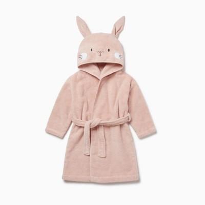 Baby Mori Bunny Hooded Bath Robe