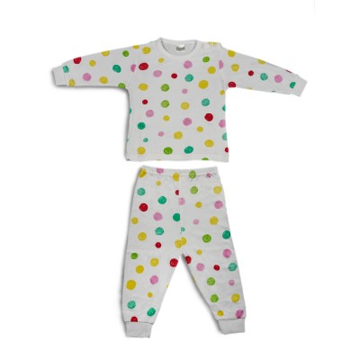 Chilli Padi Bamboo/Cotton 2-pc Set (7-10yo)