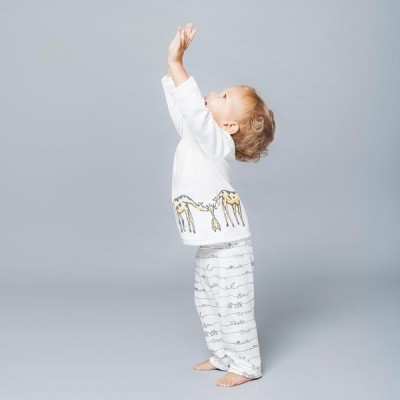 MORI X Central Saint Martins - Animal Family PJs