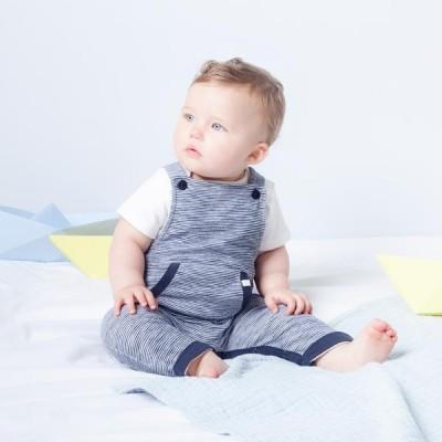 Baby Mori Dungaree BM400