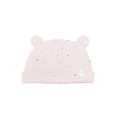 535ac5b654c Baby Mori Baby Bear Hat BMA3300-BM stardust-1-2 yo