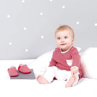 Baby Mori Festive Yoga Pants BM8000 A