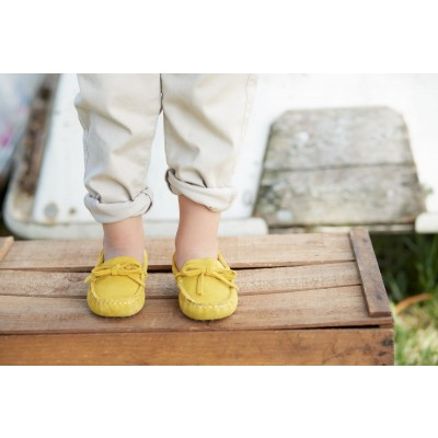 Oscar's Capri Toddler Leather Loafers (1 - 6 Year Old)