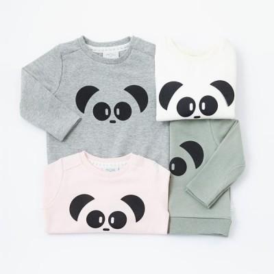 Baby Mori Panda Sweatshirt BM3000k